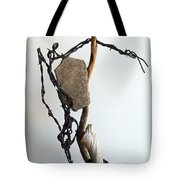 Tell Me About It Tote Bag