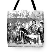Temperance Movement, 1856 Tote Bag