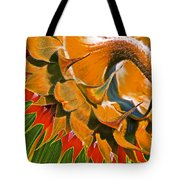 Temperatures Rising Tote Bag