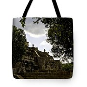 Temple Of The Warriors Two Tote Bag