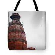 Temple Rishikesh India Tote Bag