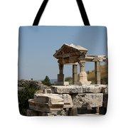 Temple Ruin - Ephesus Tote Bag