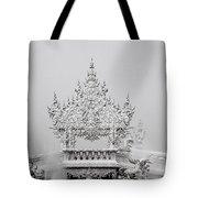 Temple Tote Bag