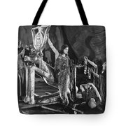 Ten Commandments, 1923 Tote Bag