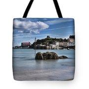 Tenby Harbour 1 Tote Bag