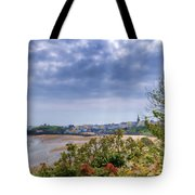 Tenby Pembrokeshire Painted Tote Bag
