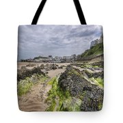 Tenby Rocks 2 Tote Bag