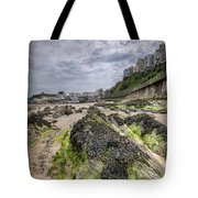 Tenby Rocks 3 Tote Bag