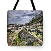 Tenby Rocks 4 Tote Bag