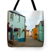 Tenby Village Tote Bag