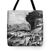 Tennessee: Chattanooga Tote Bag