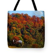 Tennessee Fall Tote Bag