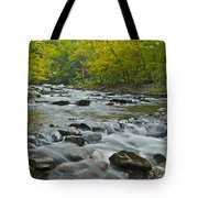 Tennessee Stream 6031 Tote Bag