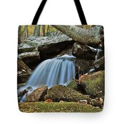 Tennessee Waterfall 5962 Tote Bag