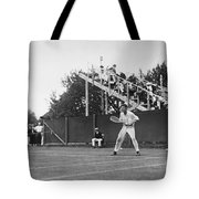 Tennis Player, C1920 Tote Bag