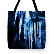 Tentacles Of Ice Tote Bag