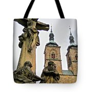 Tepla Monastery - Czech Republic Tote Bag