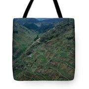 Terraces Of Rice Tote Bag