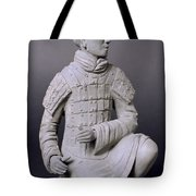 Terracotta Warrior  Tote Bag