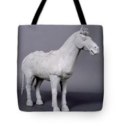 Terracotta Horse Tote Bag
