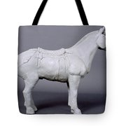 Terracotta Warrior's Horse Tote Bag