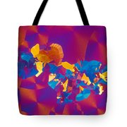 Testosterone Crystal Tote Bag