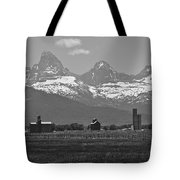 Tetonia Grain Elevators Tote Bag