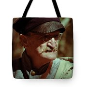 Texas Army Soldier Tote Bag