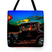 Texas Hot Rod Tote Bag