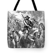 Texas: Mexican Filibusters Tote Bag