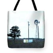 Texas Ranch View Tote Bag