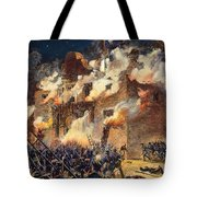 Texas: The Alamo, 1836 Tote Bag