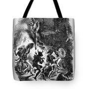 Texas: War Dance Tote Bag