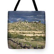 Texas, Western Themed Brewster County Tote Bag