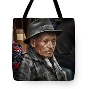 Textile Merchant Tote Bag