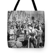 Textile Mill, 1881 Tote Bag by Granger