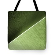 Patterns And Colors. Green. Tote Bag
