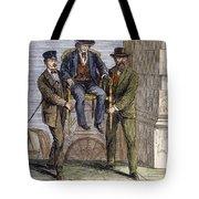 Thaddeus Stevens, 1868 Tote Bag