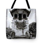 Thai Architecture Tote Bag