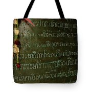 Thai Bell 2 Tote Bag