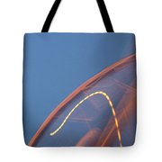 Thai Bridge Abstract  Tote Bag