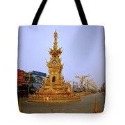 Thai Clock Tower  Tote Bag