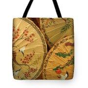 Thai Umbrellas 2 Tote Bag