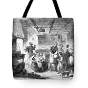 Thanksgiving, 1855 Tote Bag