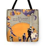 That Naughty Waltz Tote Bag