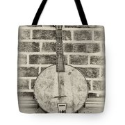 That Old Banjo Mandolin Tote Bag