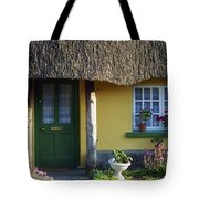 Thatched Cottage, Adare, Co Limerick Tote Bag