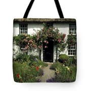 Thatched Cottage, Carlingford, Co Tote Bag