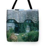 Thatched Roof, England Tote Bag