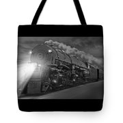 The 1218 On The Move Tote Bag